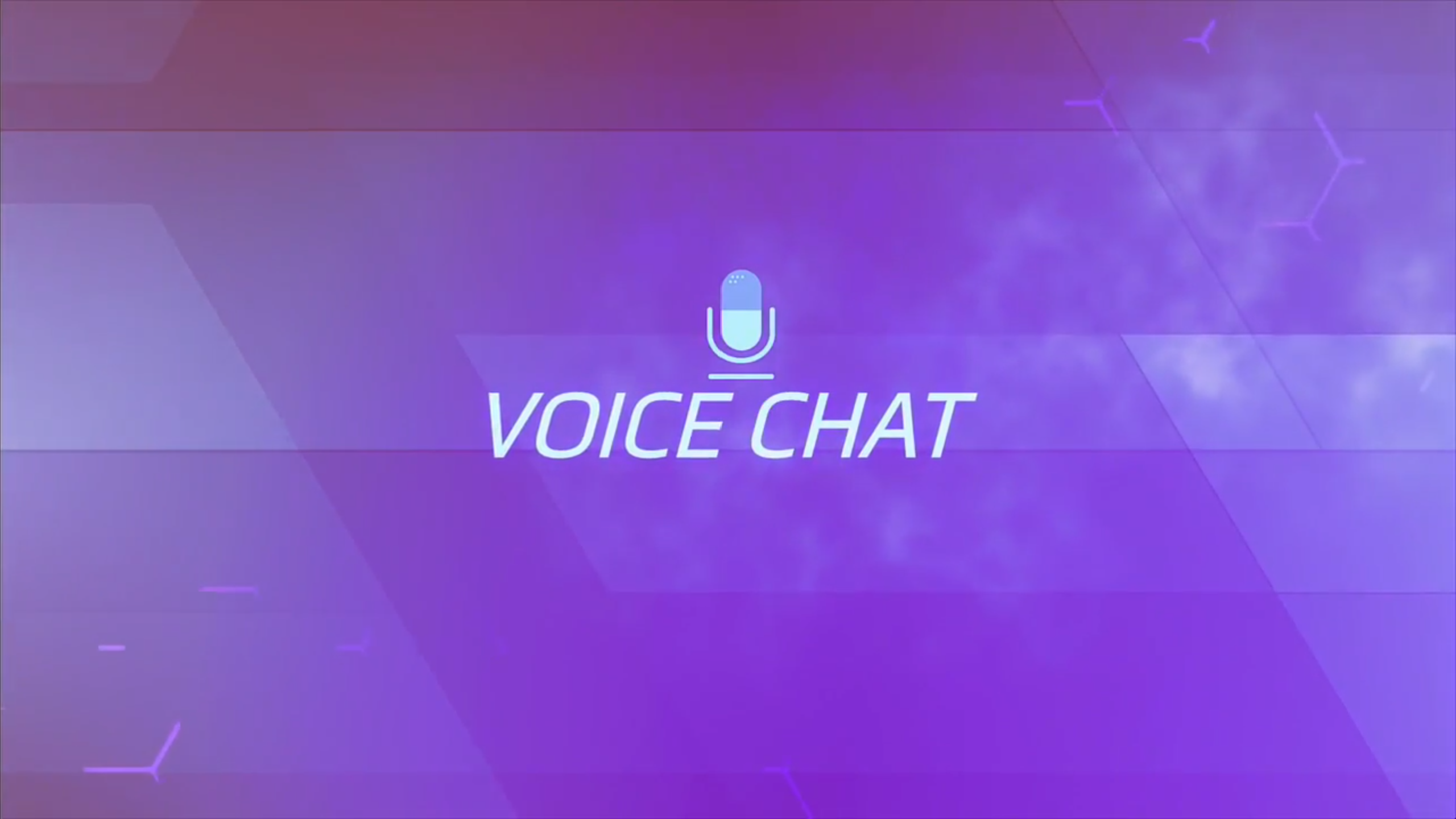 Voice Chat Placeholder